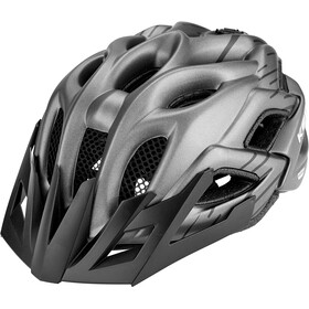 KED Status Jr. Helmet Kinder anthracite black matt